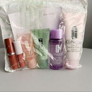 NEW Clinique 7 Piece Makeup Gift Set